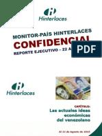 23 - Monitor - Pais 23 Pensamiento Económico Del Venezolano (22 Agosto 2015)