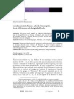 La influencia de la retórica en la historiografía.pdf