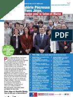 Tract Liste Seine-et-Marne