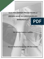 Compendio Guía Para Elaborar Proyecto Rocio Calderon