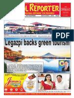Bikol Reporter July 26- August 1, 2015 Issue