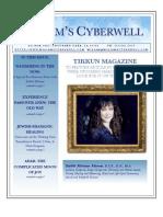 Rabbi Miriam's Cyberwell Newsletter March 2010