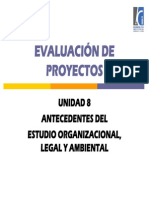08 Unidad 8 Antecedentes Del Estudio OrganizacionaL