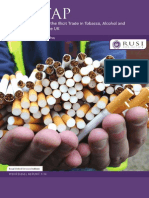 Organised Crime and the Illicit Trade in Tobacco, Alcohol and Pharmaceuticals in the UK