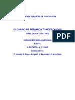 Glosario Terminos Toxicologicos