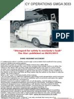 0ops Dasar Awam Slide Presentation- Disregard Safety Issues