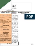 church bulletin for 8-16-2015  1