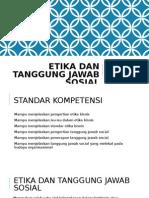 Manajemen 3. Etika dan Tanggung Jawab Sosial.ppt