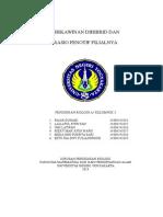 laporan resmi monohibrid dihibrid