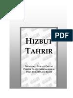 Tarif Hizb Tahrir