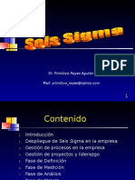 16574079 Curso Seis Sigma