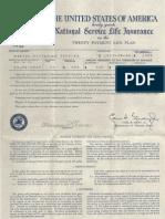 1837 Dc Tonsing, Martha Elizabeth National Service Life