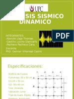 analisis dinamico presentacion