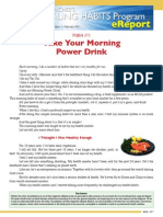 00000--HealingHabits01-Take Your Morning Power Drink