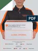 Kerry Logistics Prospectus - Dec 2013