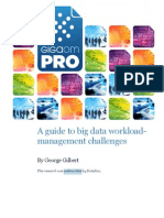 A Guide to Big Data Workload Management Challenges