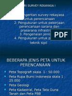 Materi Survey Rekayasa i
