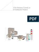 EPRI Impact of Air Emissions Controls on Coal Combustion Products