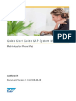 Quick Guide SysMon App