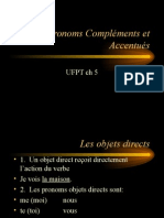 UFPT 5 pronoms complements et accentues.ppt