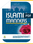 Islamic Manners