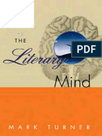 Mark Turner the Literary Mind
