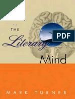 Mark Turner the Literary Mind