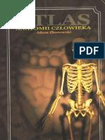 Zborowski Adam - Atlas anatomii człowieka (2007)
