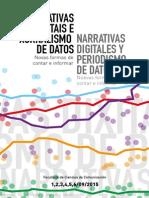 Narrativas dixitais e xornalismo de datos