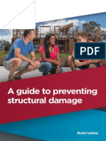 A Simple How to Guide to Preventing Structural Damage to Your Home