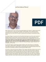 Shrikant Talageri and His Dubious Theory!