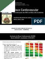 NOC Risco Cardiovascular