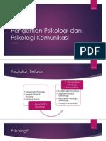 1. Pengertian Psikologi dan Psikologi Komunikasi.pdf