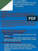Materi 2 Kuliah AMDAL