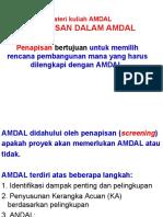 Materi 3 Kuliah AMDAL