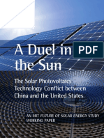Duel in the Sun Working Paper 0501pm