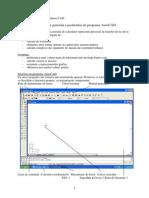 Proiectarea Asistata de Calculator