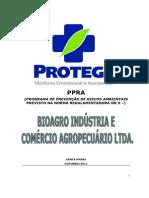 PPRA agroindustria