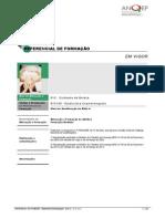 815198 Esteticista-Cosmetologista ReferencialEFA
