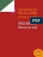 Dalai Lama - Arta Fericirii