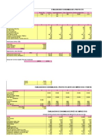 Caso 1 Evaluacion Economica de Proyecto Minero