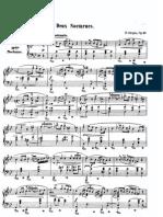 Chopin Nocturnes Op 37