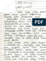 Surat Mantan Pendeta Kepada Syaikh Abdurrozzaq Al-Badr