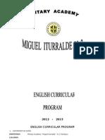 English Curricular 10th