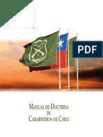 Manual de Doctrina de Carabineros de Chile