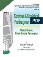 3 2007-10-31 - Komitmen & Konsistensi Jalan Tol - Final