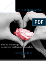 The Infinite Field Magazine February 2010 Issue