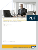 SAP-SRM7.0 EHP2 -Operational Contract Management
