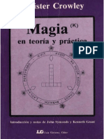 Magiak en Teoria y Practica Aleister Crowley Obra Completa