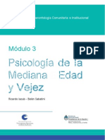Psicologia Medianaedad